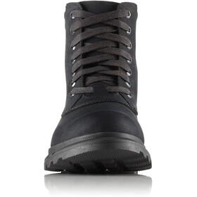 Sorel Portzman Lace Schoenen Heren, black/black